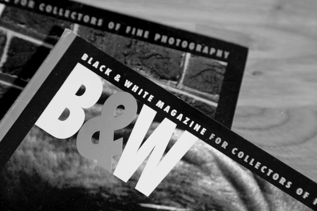 B&W magazine 2009