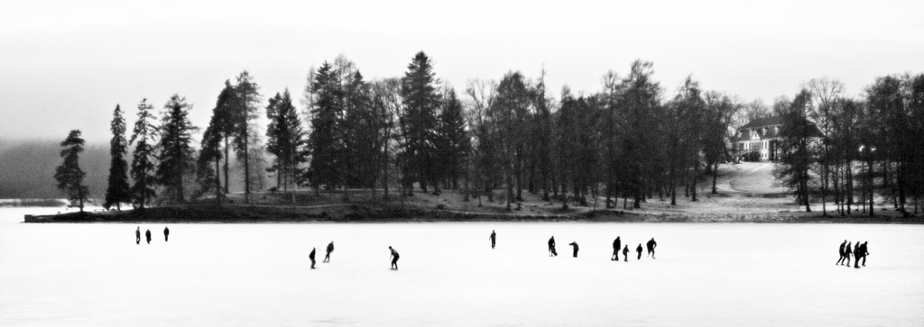 Skaters at Bogstad gård, 2005