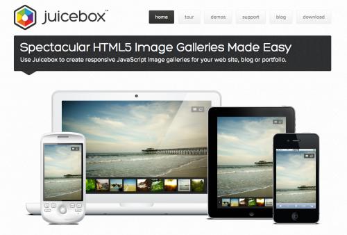 GalleryFinn featured on Juicebox blog